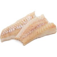 Filet cabillaud MSC Sélectionné par nos poissonniers (Carrefour)