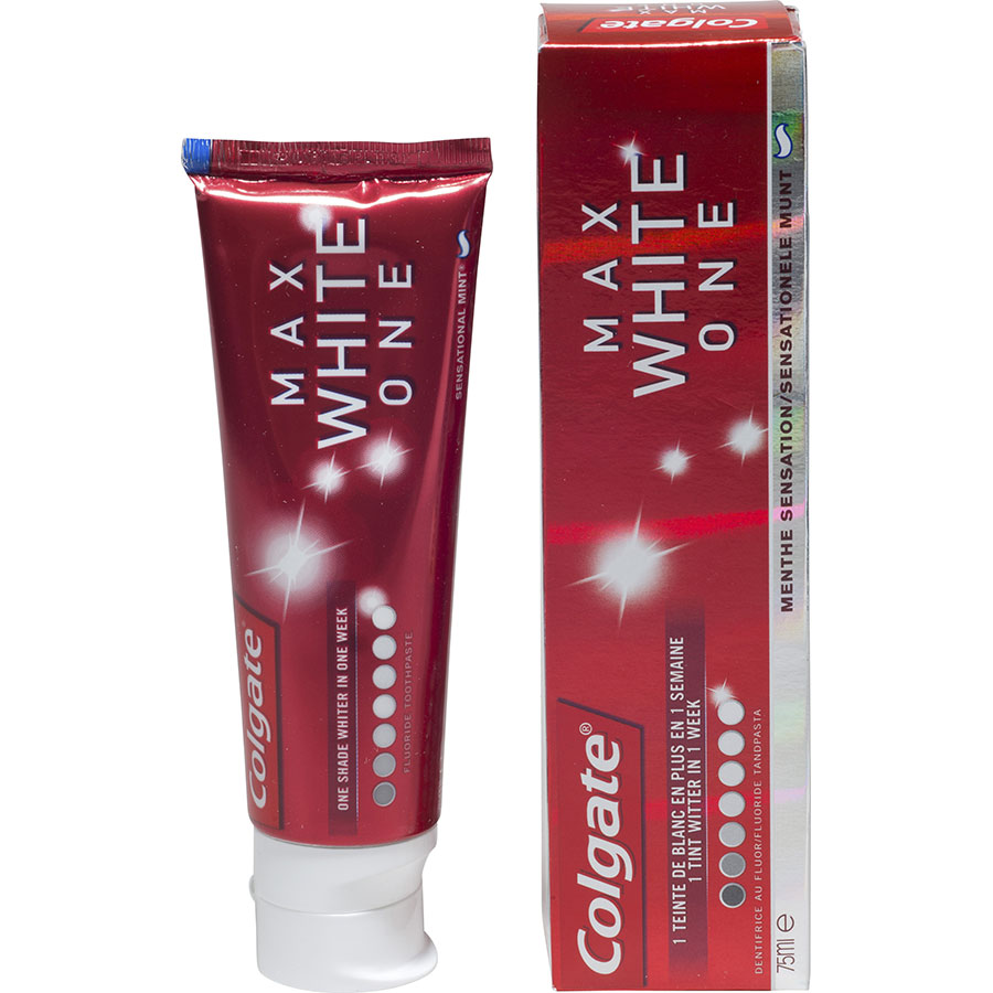 Colgate Max white One - Visuel principal