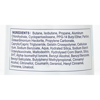 Rexona Coton Ultra Dry, spray - Liste des ingrédients