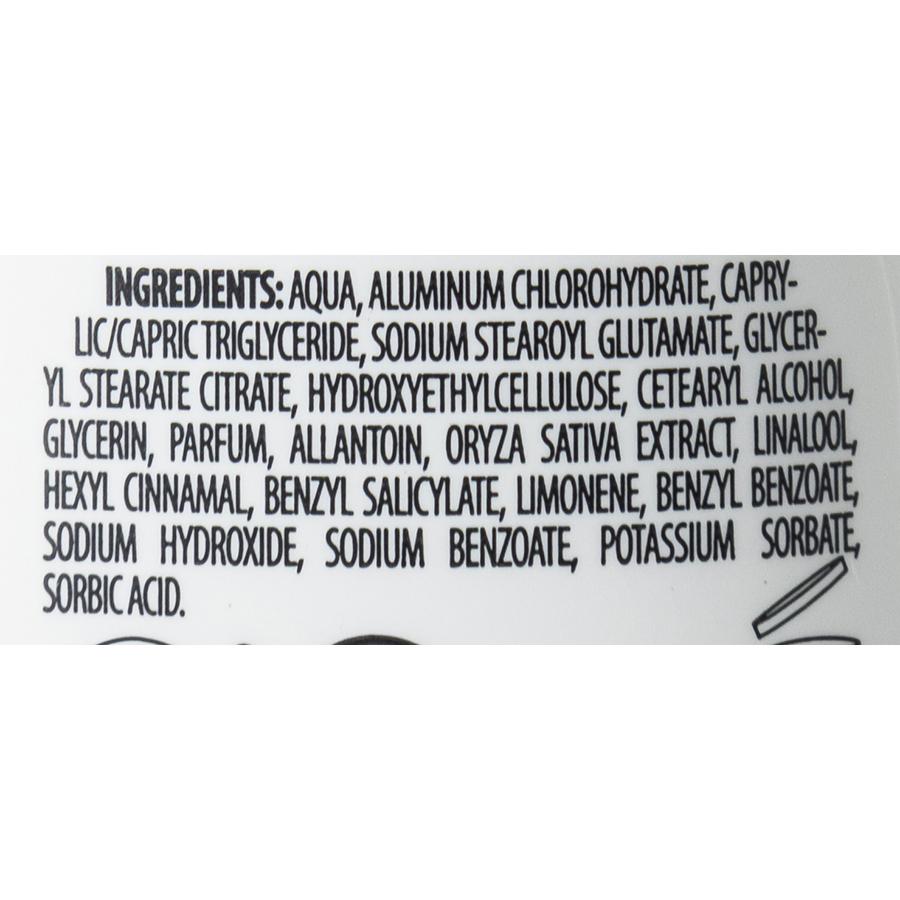 Biocura (Aldi) Sensation sèche - Liste des ingrédients