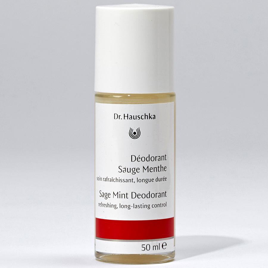 Dr.Hauschka Déodorant sauge menthe -