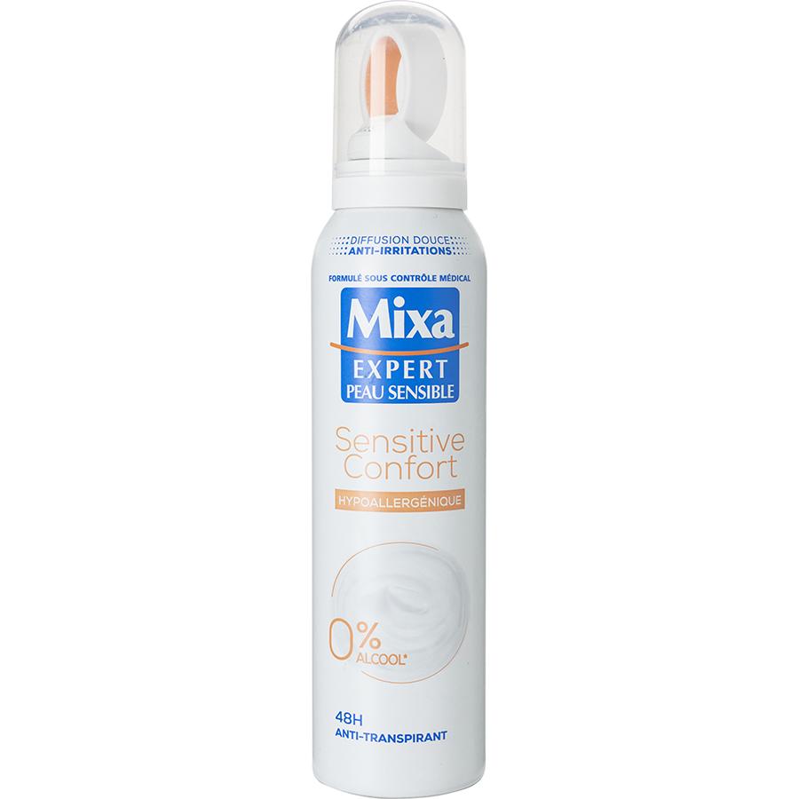 Mixa Sensitive confort 0% alcool -
