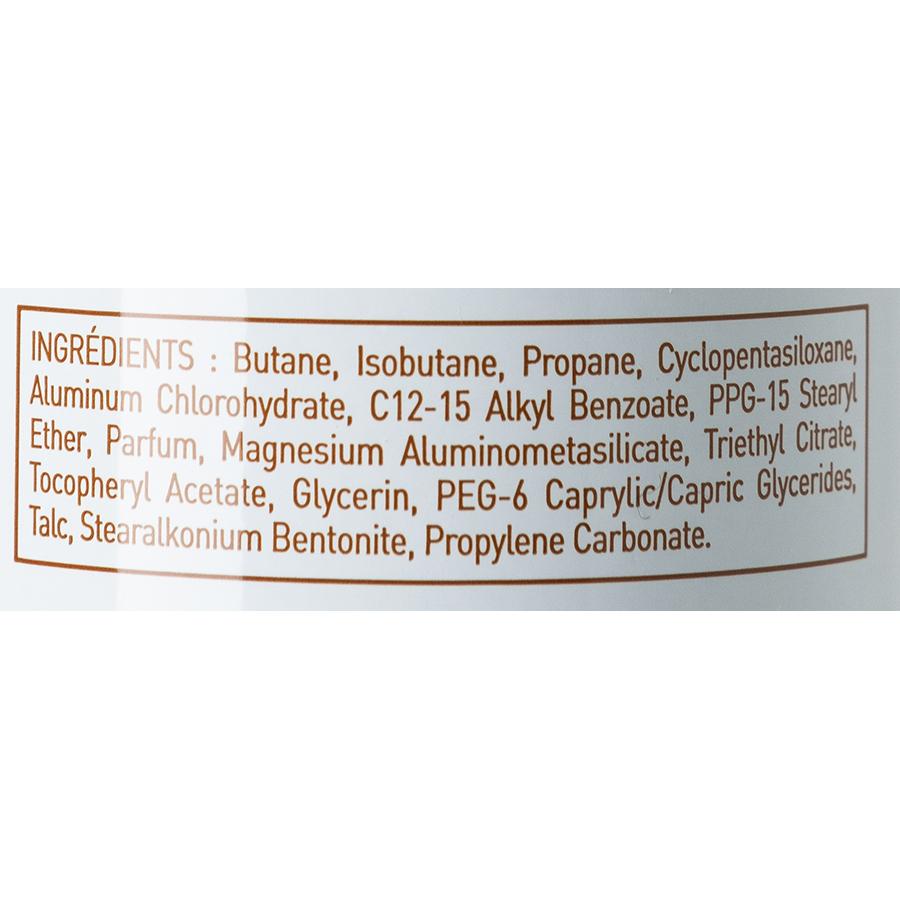 Rogé Cavaillès Déodorant Absorb + - Liste des ingrédients