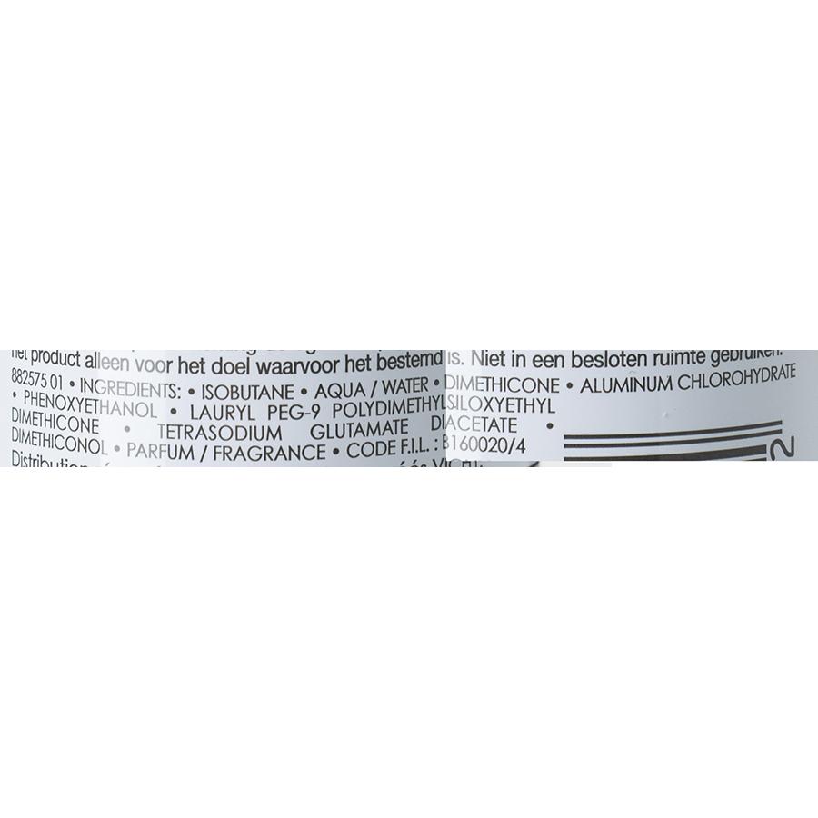 Vichy Déodorant antitranspirant anti-traces blanches et jaunes - Liste des ingrédients