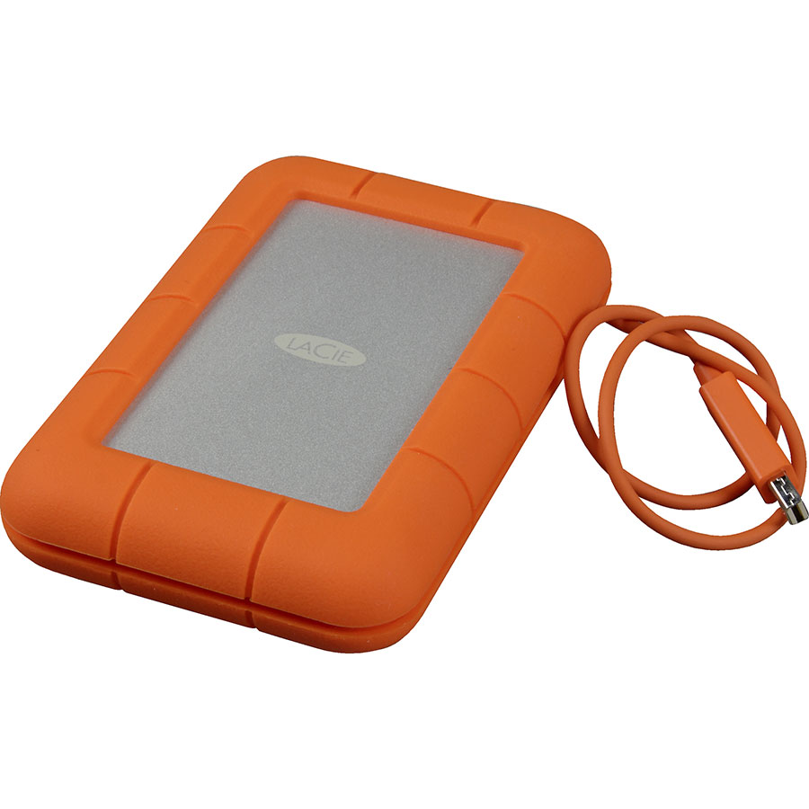 Lacie Rugged Thunderbolt SSD -