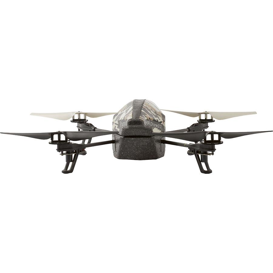 Parrot AR.Drone 2.0 GPS Edition - Vue de face