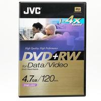 JVC DVD-RW