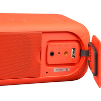Sony SRS-XB40 - Connectique