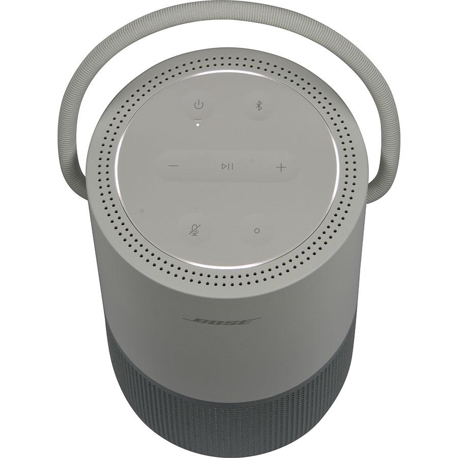 Bose Portable Smart Speaker - Boutons de commandes