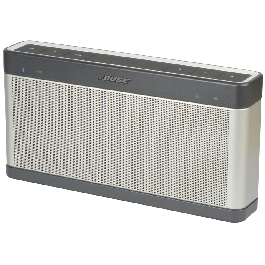 test bose soundlink bluetooth iii enceintes bluetooth ufc que choisir. Black Bedroom Furniture Sets. Home Design Ideas