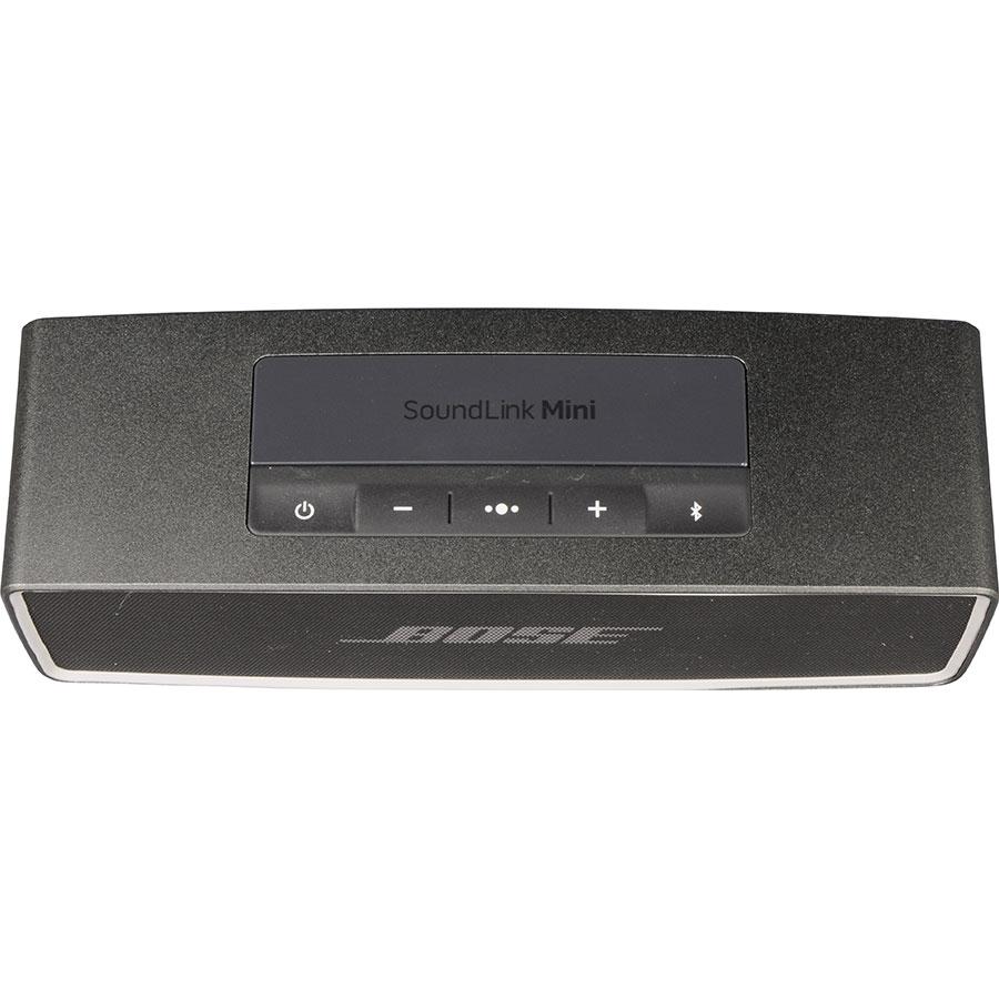 Bose Soundlink Mini 2 - Boutons de commandes