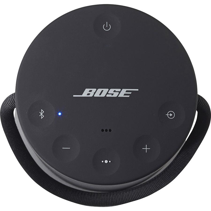 Bose Soundlink Revolve + - Boutons de commandes