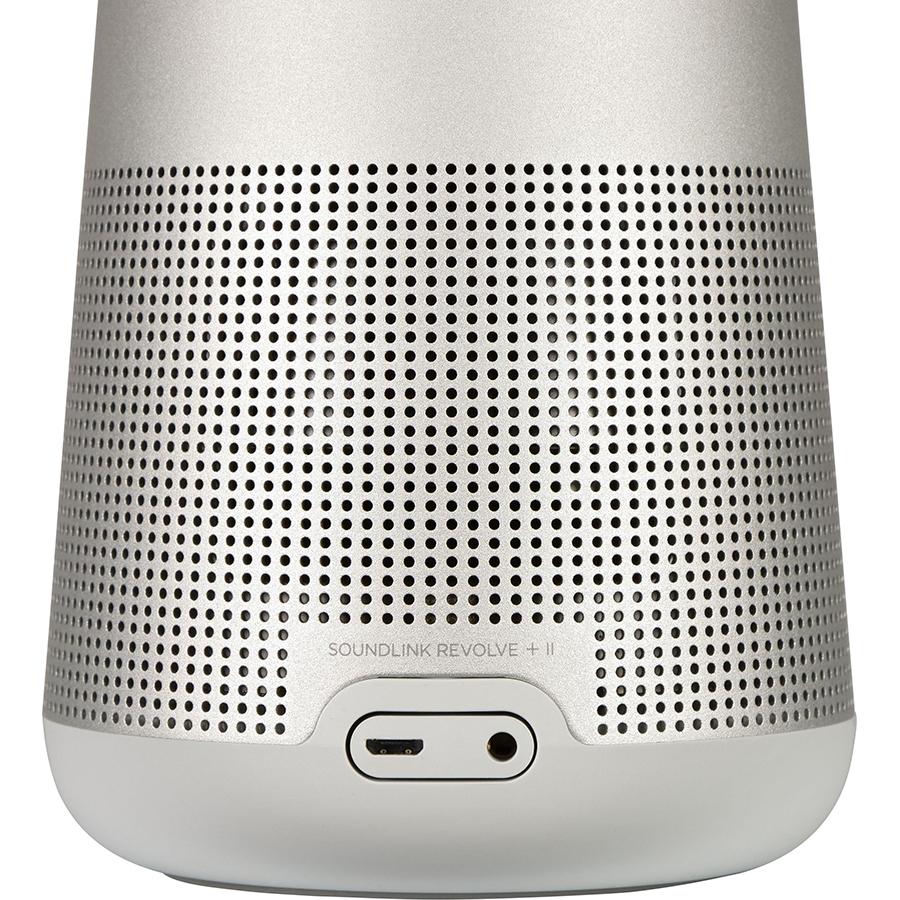 Bose Soundlink Revolve + II - Connectique