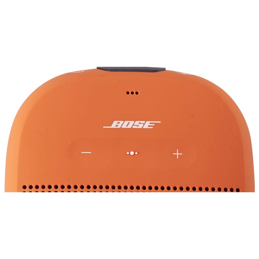Bose Sounlink Micro - Boutons de commandes