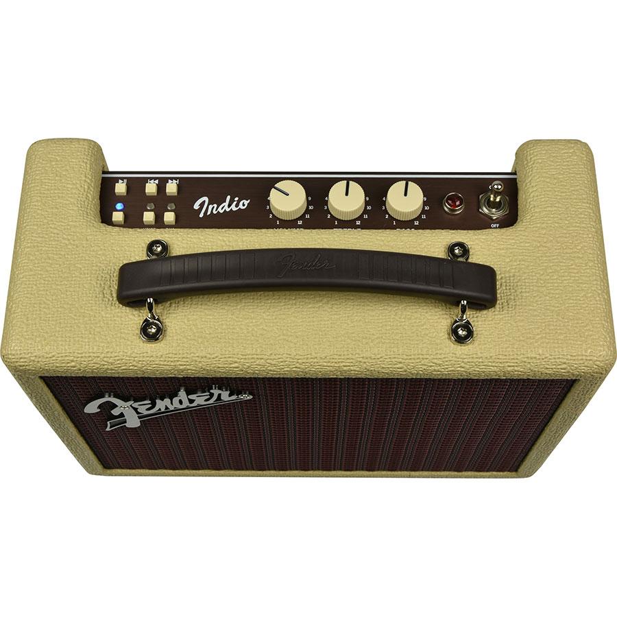 Fender Indio - Boutons de commandes