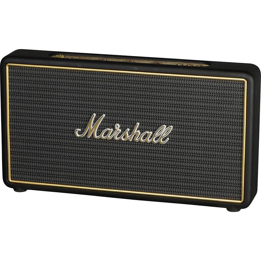 Marshall Stockwell - Vue principale
