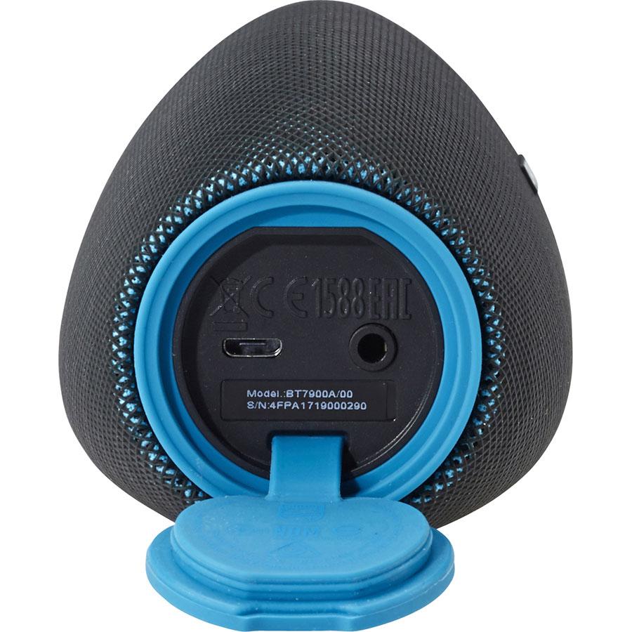 Philips BT7900A/00 - Connectique