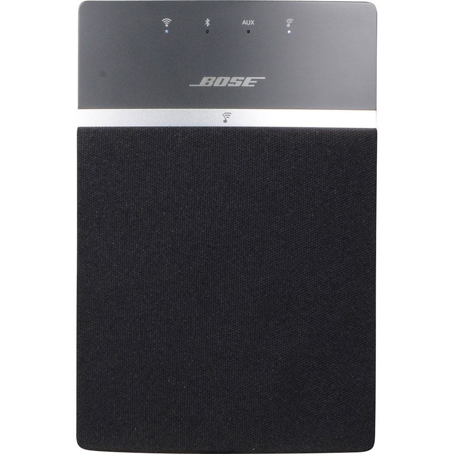 test bose soundtouch 10 enceintes sans fil ufc que choisir. Black Bedroom Furniture Sets. Home Design Ideas