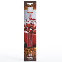 Denis Bâton Jus de fruits rouges &grenade (20 bâtonnets)(*2*)