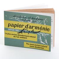 Papier d'arménie Triple (36 feuilles)