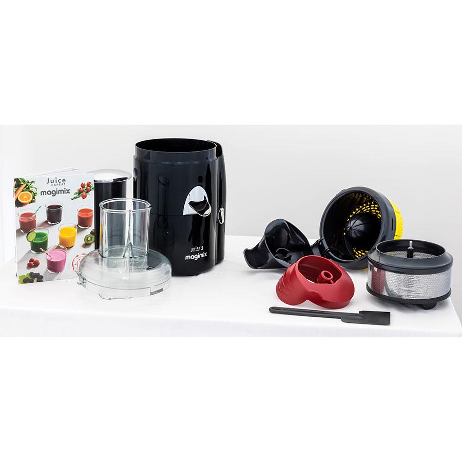 test magimix juice expert 3 18081f extracteurs de jus. Black Bedroom Furniture Sets. Home Design Ideas