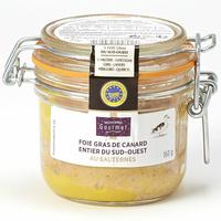 Monoprix Gourmet Foie gras de canard entier du Sud-Ouest au Sauternes