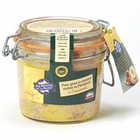 Nos régions ont du talent (Leclerc) Foie gras de canard entier du Périgord à l'ancienne