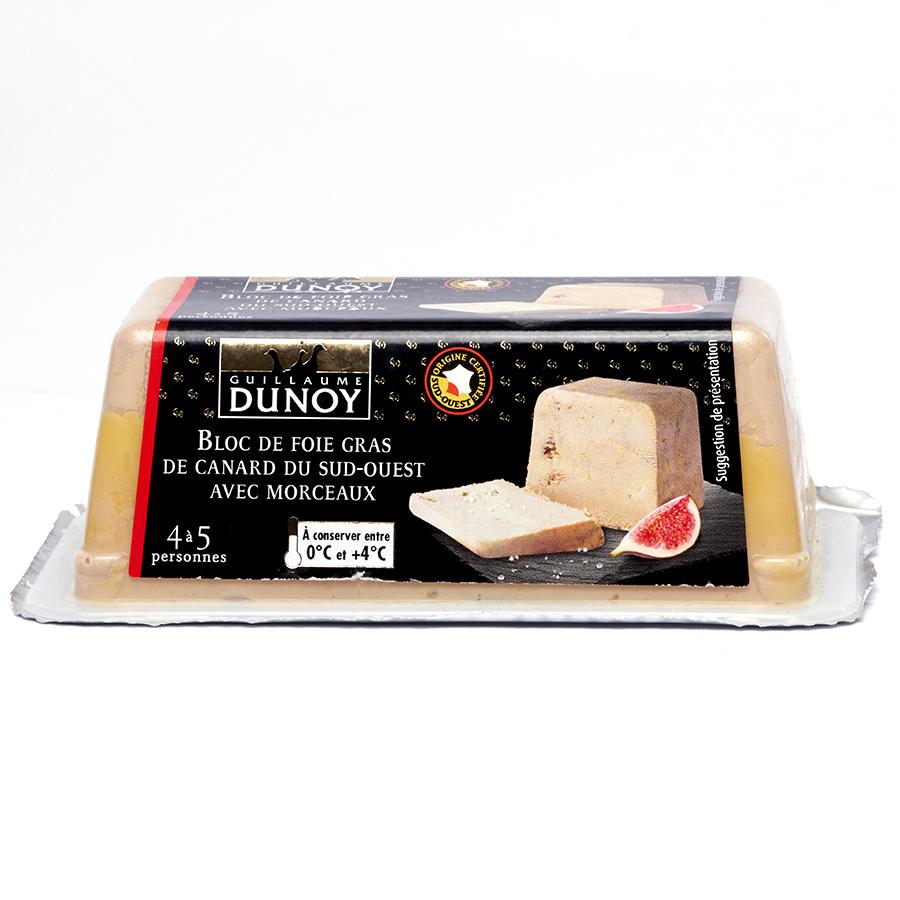 Guillaume Dunoy Foie gras Sud-Ouest -