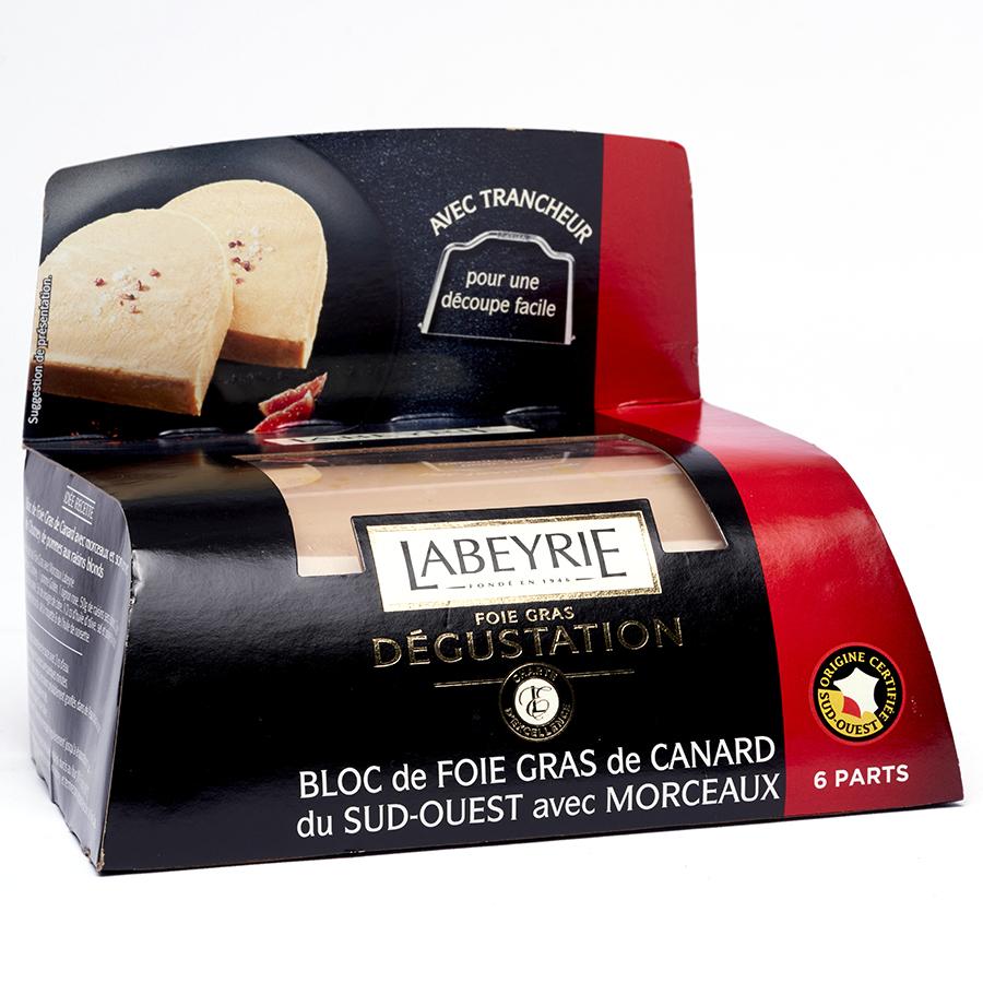 Labeyrie Foie gras dégustation Sud-Ouest -