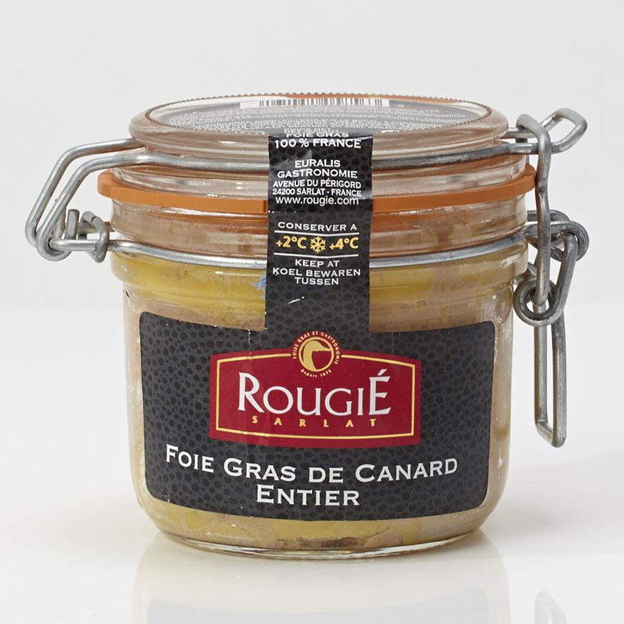Test rougi sarlat foie gras de canard entier foie gras ufc que choisir - Comment cuisiner le canard entier ...