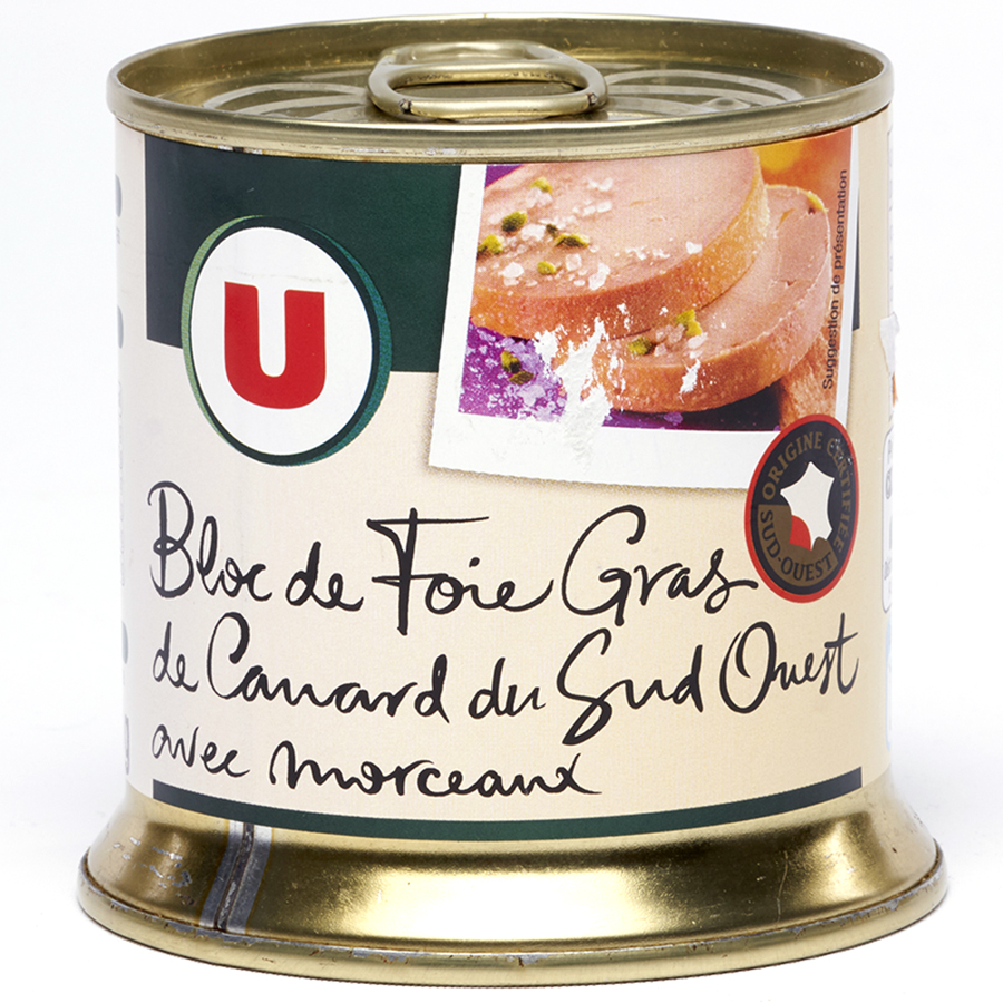 U Foie gras Sud-Ouest -