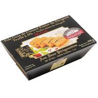 Aux deux Périgourdins Foie gras canard entier du Périgord truffé à 5 %