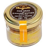 Grand Auguste Foie gras de canard entier pépites de truffe