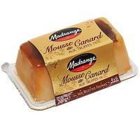 Madrange Mousse de canard aux truffes 1 %