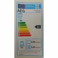 AEG BPB331021M - Étiquette énergie