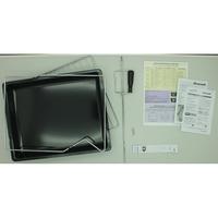 Brandt FP1052B - Accessoires et notices livrés avec le four