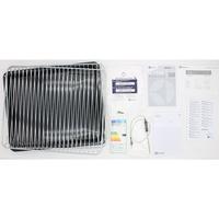 Electrolux EOC5841FOX - Accessoires et notices livrés avec le four