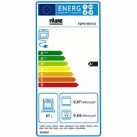 Faure FZP37901XU(*46*) - Étiquette énergie