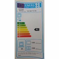 Hotpoint FA2540PIXHA - Étiquette énergie