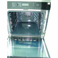 Miele H6165BP IN - Four ouvert