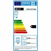 Neff B2ACG7AN0 - Étiquette énergie