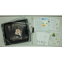 Whirlpool AKZM6690/IXL - Accessoires et notices livrés avec le four