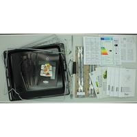 Whirlpool AKZM6820/IXL - Accessoires et notices livrés avec le four