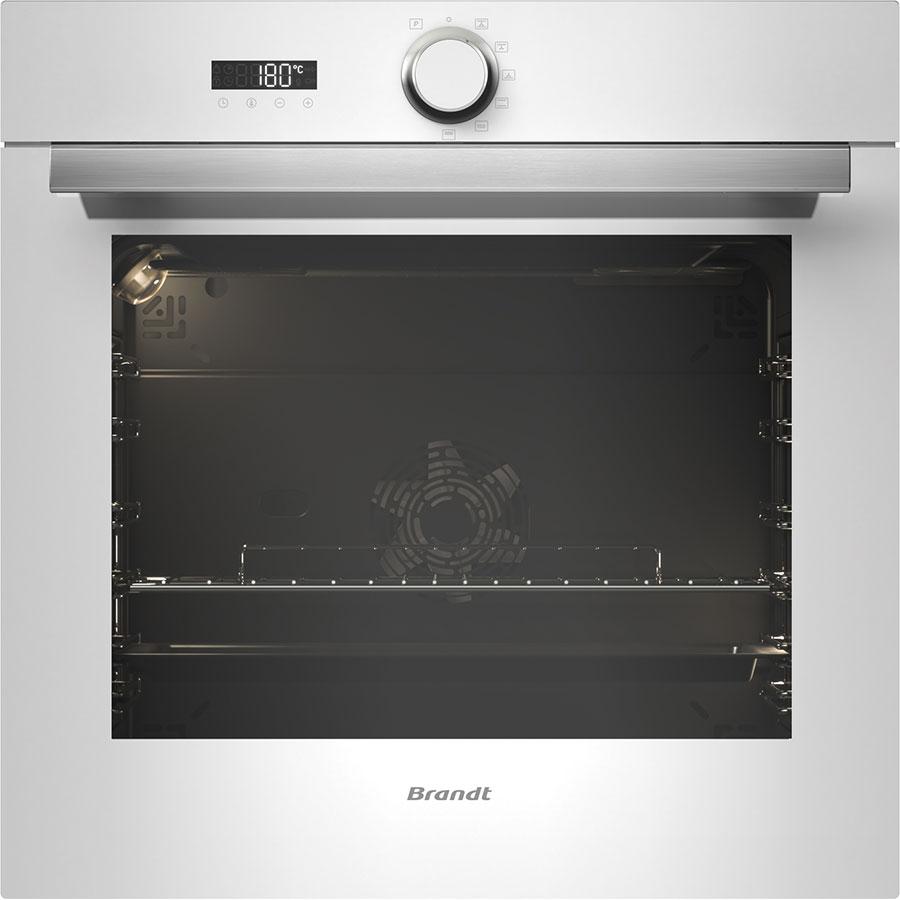 Brandt BXP6332W - Vue de face