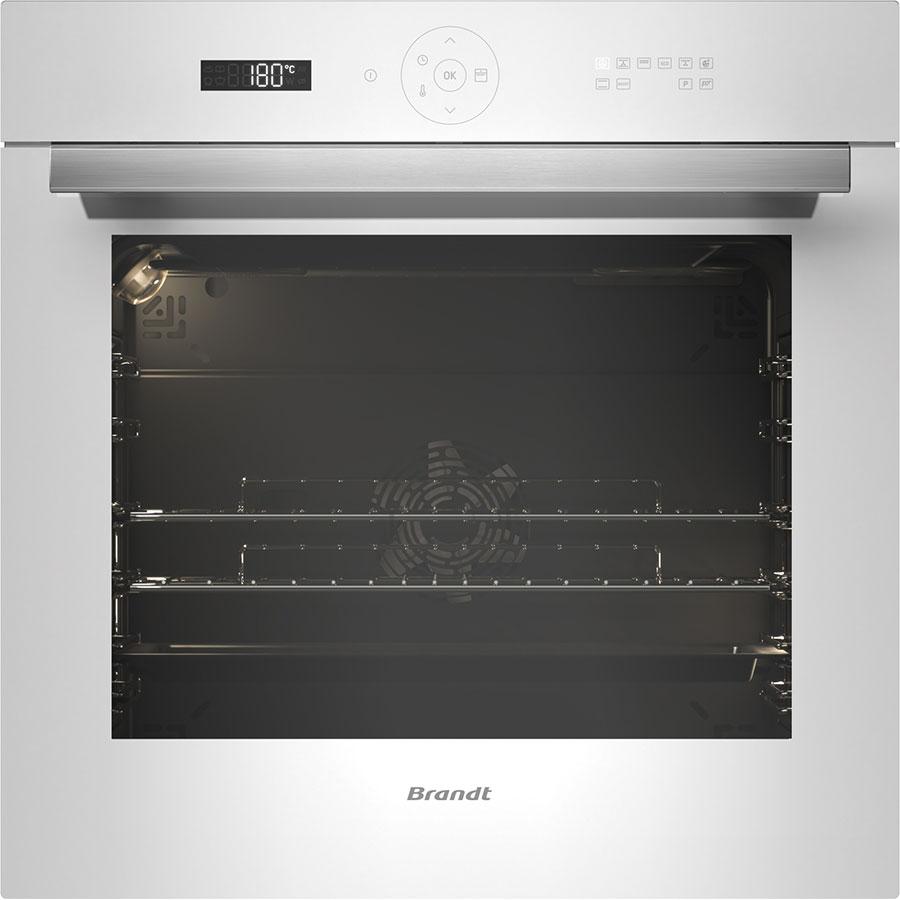 Brandt BXP6555W - Vue de face