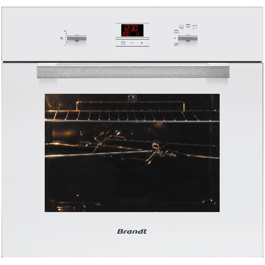 Test brandt fp1052w four encastrable ufc que choisir - Four encastrable que choisir ...