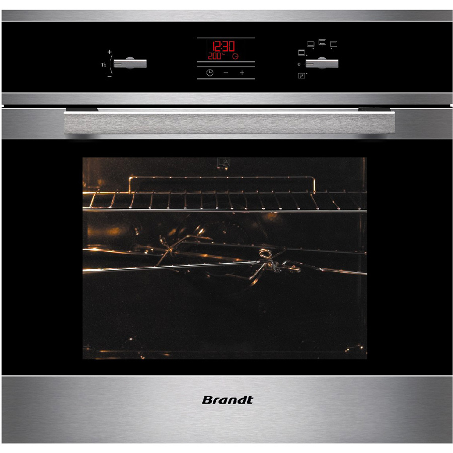 Test brandt fp1052x four encastrable ufc que choisir - Four encastrable que choisir ...