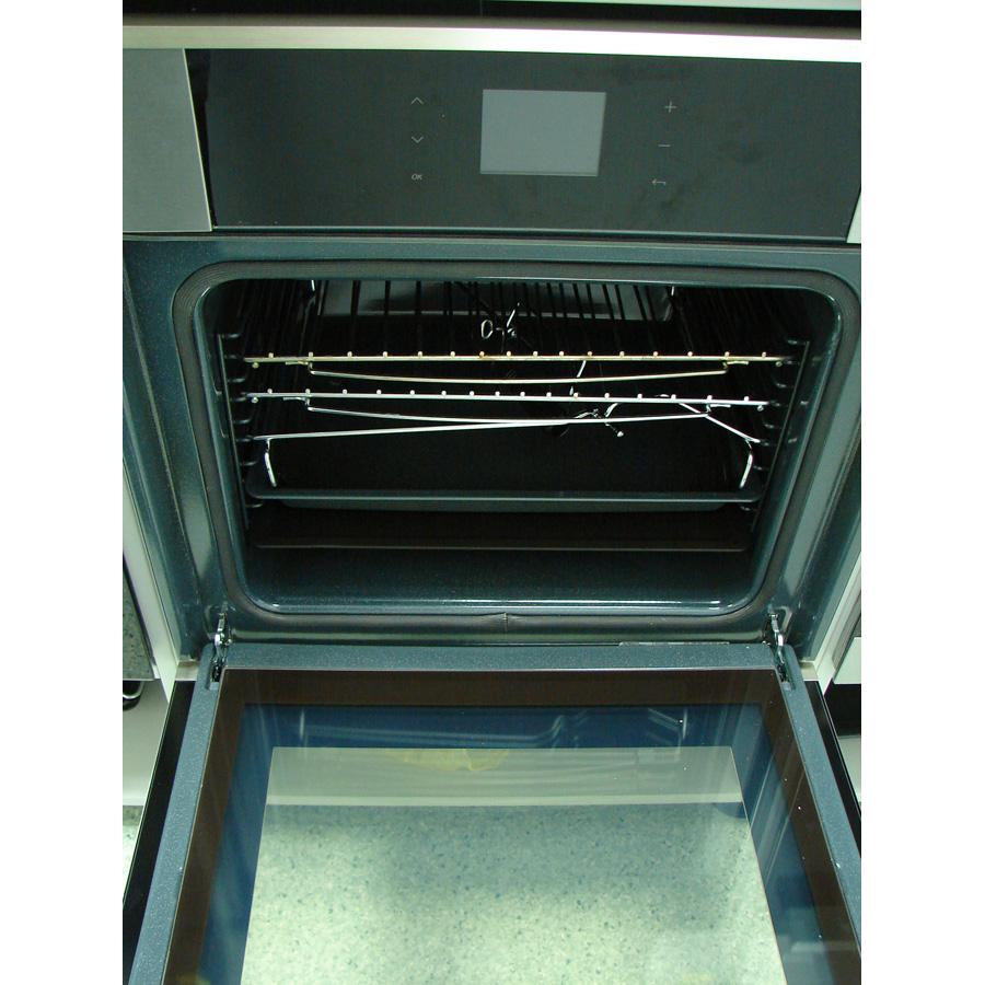 test de dietrich dop1180x four encastrable ufc que choisir. Black Bedroom Furniture Sets. Home Design Ideas