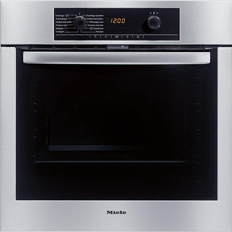 Test miele h5140bp inox four encastrable ufc que choisir - Four encastrable que choisir ...