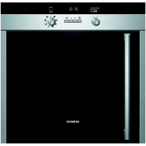 Test siemens hb65lr560f four encastrable ufc que choisir - Four encastrable que choisir ...